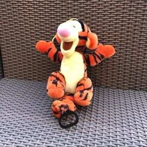 Tigger from Winnie The Pooh musical pull down